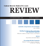 Federal Reserve Bank of St. Louis Review