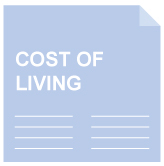 Cost of Living logo